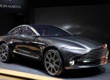Oto Aston Martin DBX. Nowy SUV dla Bonda?