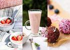 Dlaczego warto jeść truskawki? Poznaj trzy proste przepisy Anny Lewandowskiej z tymi owocami w roli głównej