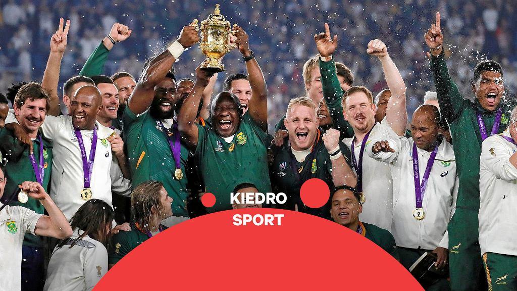 RPA zdobyła Puchar Świata w rugby