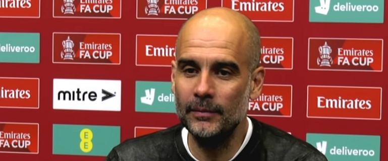 Guardiola krytykuje Superligę i UEFA. Daje przykład Lewandowskiego