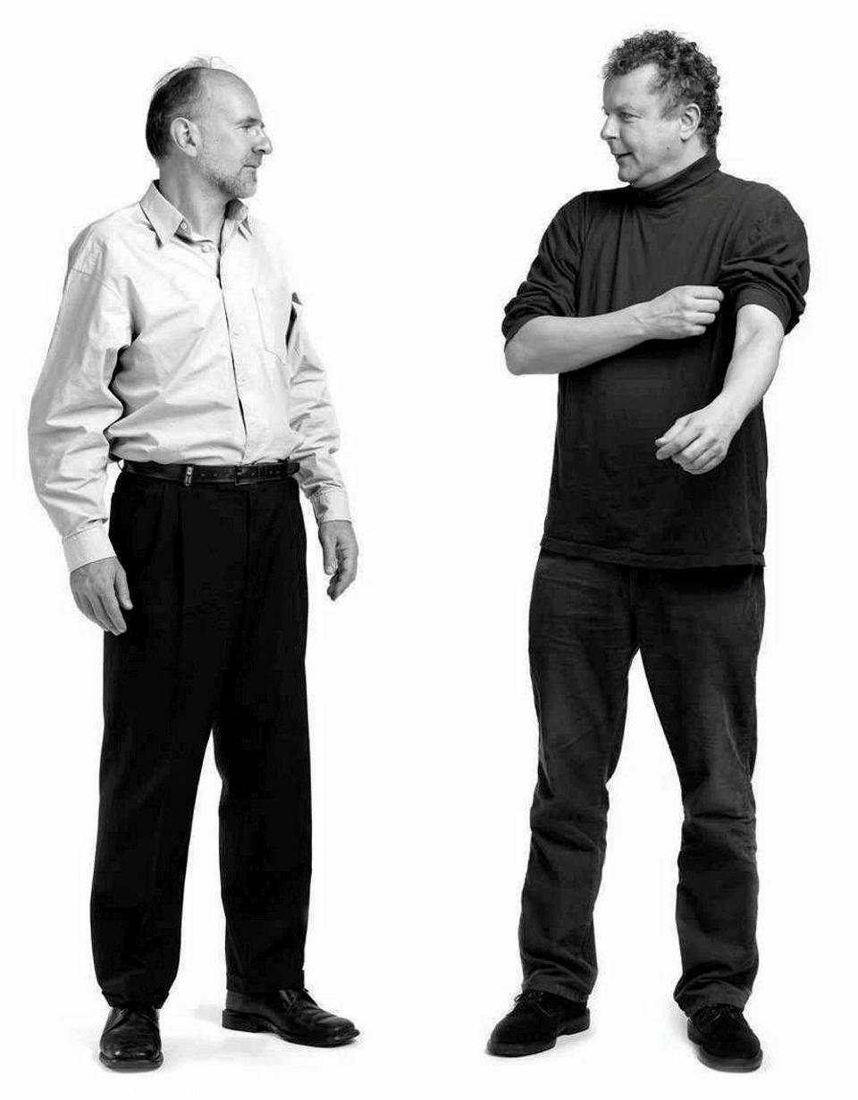 Zdjęcie numer 2 w galerii - Tadeusz Pióro i Marek Bieńczyk: perwersje ikonfitury
