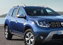 Dacia Duster - ceny w Polsce. Wiemy, ile kosztuje Duster z silnikiem 1.3 TCe i napędem 4WD