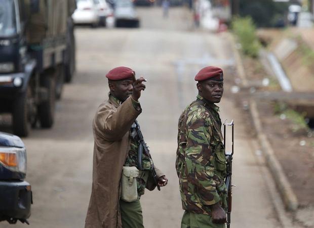 Akcja odbicia zakładników w centrum handlowym w Kenii dobiegła końca. Terroryści zostali pokonani
