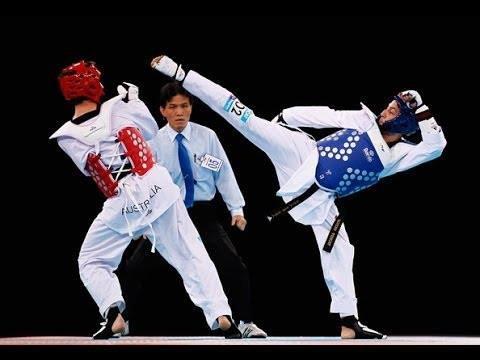 Taekwondo. Albert Millert z AZS Poznań wygrał zawody Serbia Open