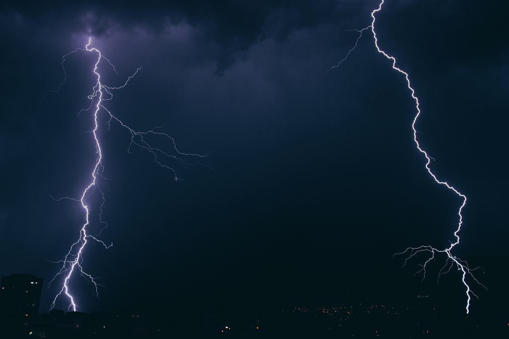 Pogoda. IMGW ostrzega przed burzami z gradem na południu Polski (zdjęcie ilustracyjne)