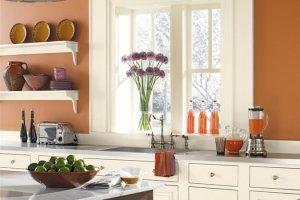 Czym wykończyć ściany w kuchni?