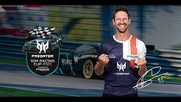 Ambasadorem Predator Cup został Romain Grosjean