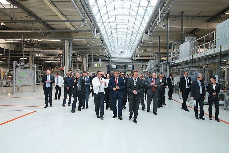 Rozpoczęcie produkcji silników MDB w Polkowicach
