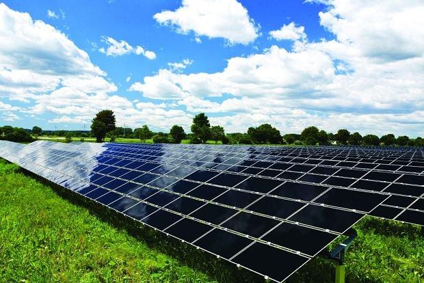 Energia ze słońca i ziemi