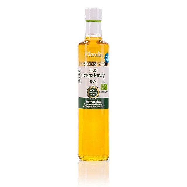 Olandia olej rzepakowy z zarodków uniwersalny