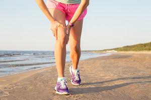 Ból kolana - o czym świadczy?