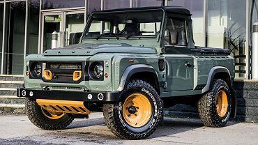 Kahn Design Land Rover Defender Pickup