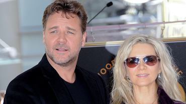 Russel Crowe i Danielle Spencer