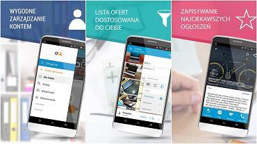 OLX - ogłoszenia lokalne w wersji na Androida