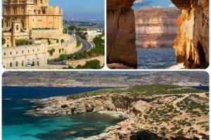 Malta - trzy tysiące godzin słońca w roku, świetne warunki do nurkowania i turystyka filmowa
