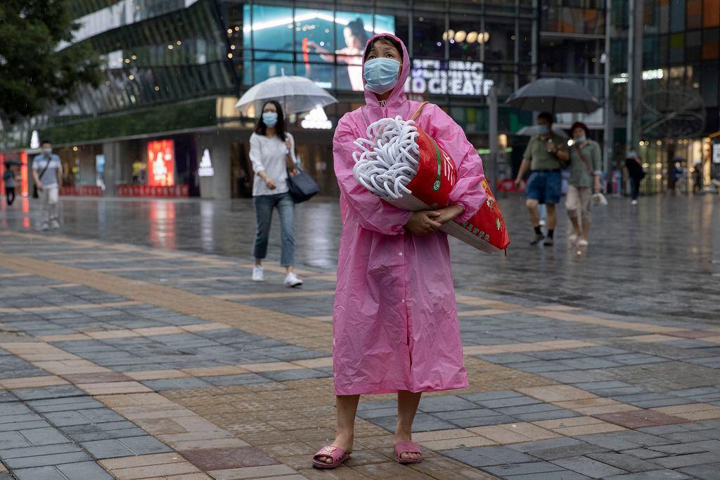 Koronawirus wraca w Chinach