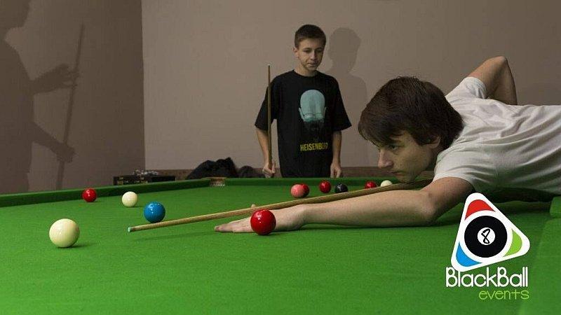 snooker w Radomiu
