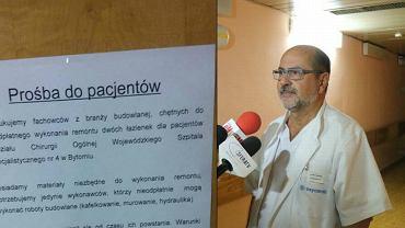 Szpital w Bytomiu prosi o pomoc