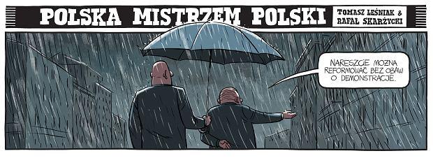 Zdjęcie numer 39 w galerii - Polska mistrzem Polski
