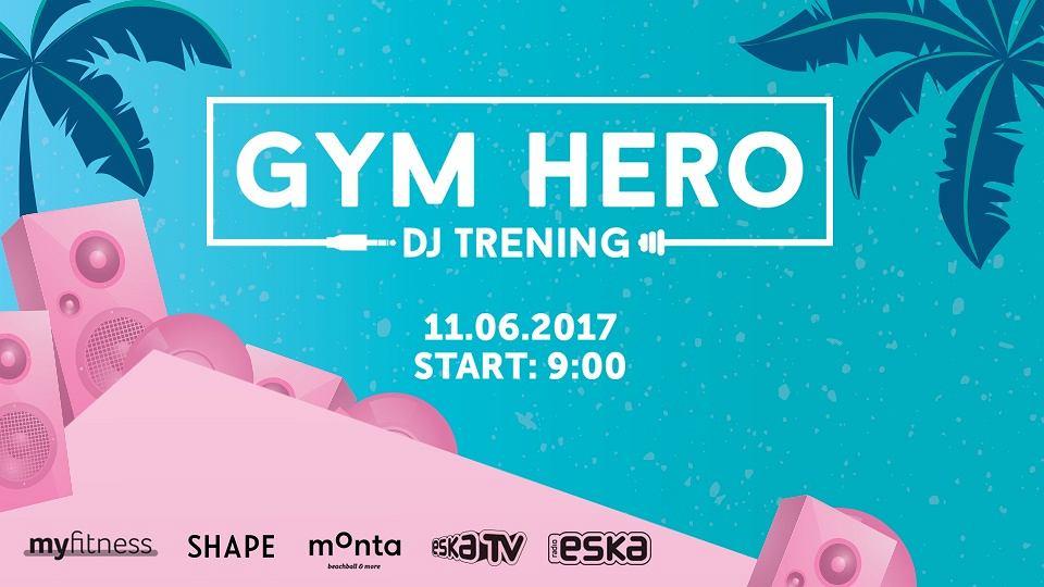 Gym Hero DJ Training