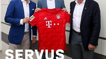 Ivan Perisić zawodnikiem Bayernu Monachium