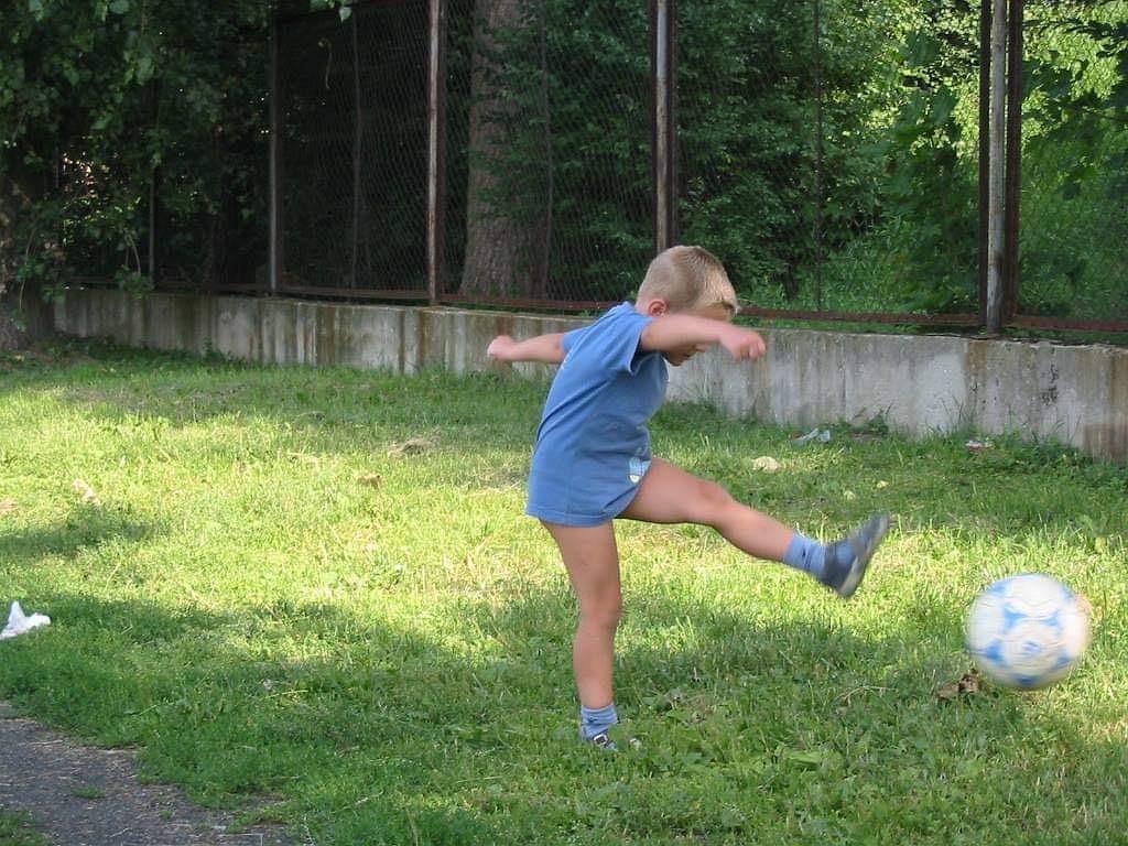 Tymoteusz Puchacz od dziecka chciał zostać piłkarzem