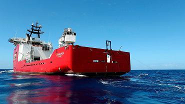 Poszukiwania zaginionego boeiga na Oceanie Indyjskim wciąż trwają
