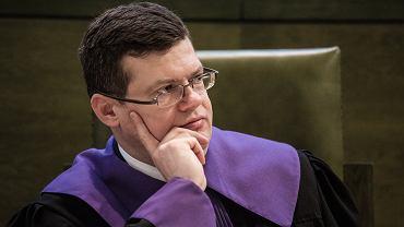 Sędzia prof. Krystian Markiewicz, szef Stowarzyszenia 'Iustitia'