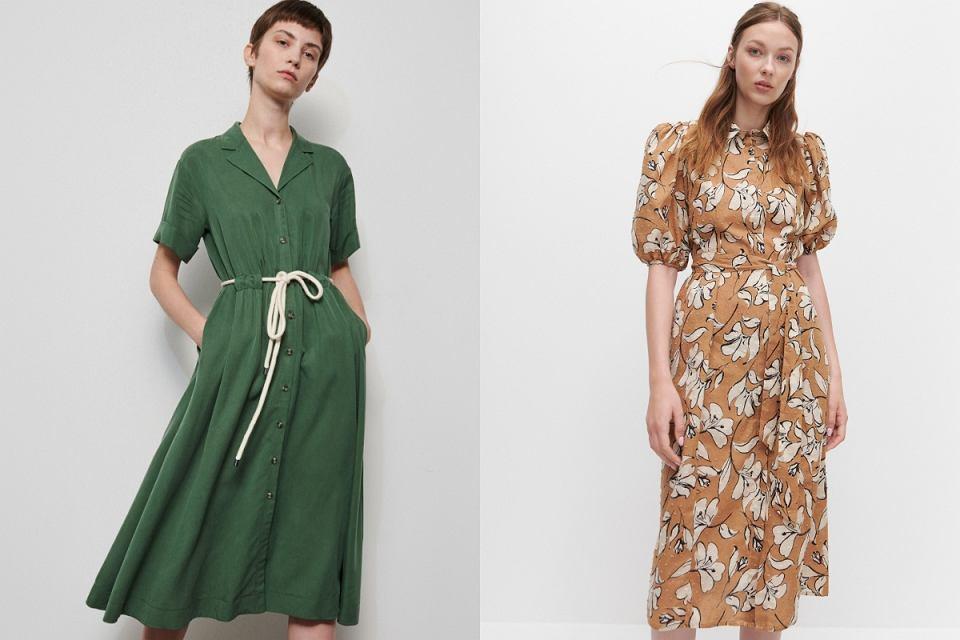 Przecenione sukienki dla kobiet po 50-tce