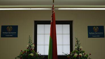 Białystok. Konsulat Republiki Białoruś