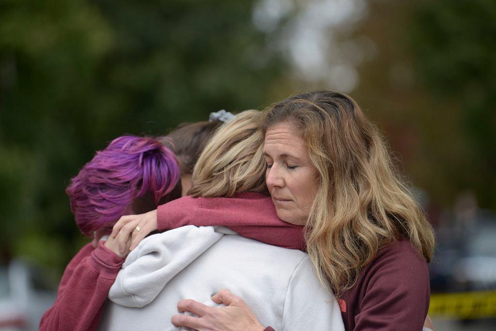 Bliscy ofiar ataku na synagogę w Pittsburghu. Z ręki rasisty zginęło 11 osób, co najmniej sześć jest rannych