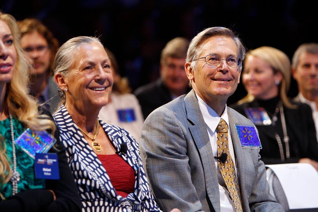 Najbogatsza rodzina na świecie - właściciele sieci Walmart