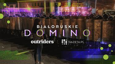 Białoruscy demokraci nie zaakceptowali oficjalnych wyników wyborów i tłumnie wyszli na ulice. Korespondenci Outriders codziennie im towarzyszą.