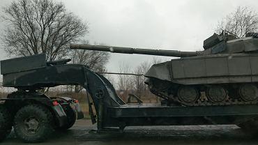 Wojsko na wschodzie Ukrainy