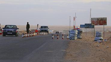 Bujdur, obóz dla uchodźców z Sahary Zachodniej w Algierii, styczeń 2015