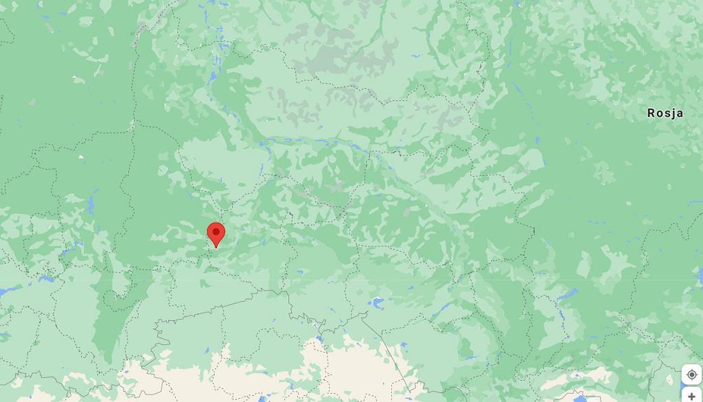 Miejscowość Tiumeń w Rosji