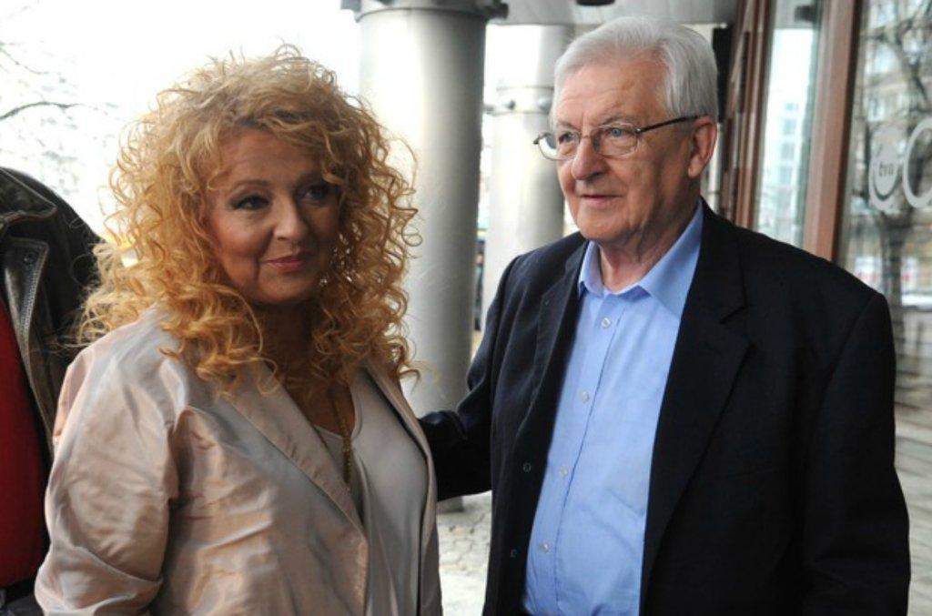 Magda Gessler, Mirosław Ikonowicz