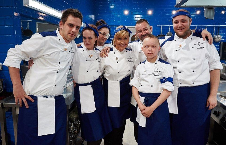 Hells Kitchen Piekielna Kuchnia Wrocław Gości Chętnych