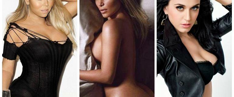 Kim Kardashian, Sofia Vergara, Katy Perry. Jak dbają o sylwetkę gwiazdy o kobiecych kształtach