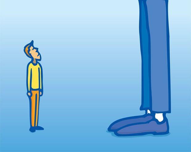 Gdy patrzymy na tych, którzy osiągnęli więcej, czujemy się źle z tym, że my mniej osiągnęliśmy