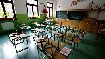 Koronawirus w szkole (zdj. ilustracyjne)