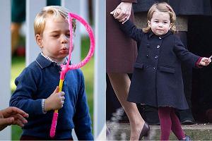 Książę George, Księżniczka Charlotte