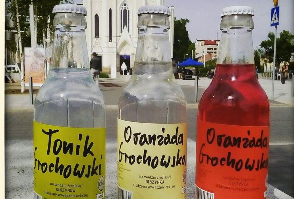Tonik i Oranżady Grochowskie
