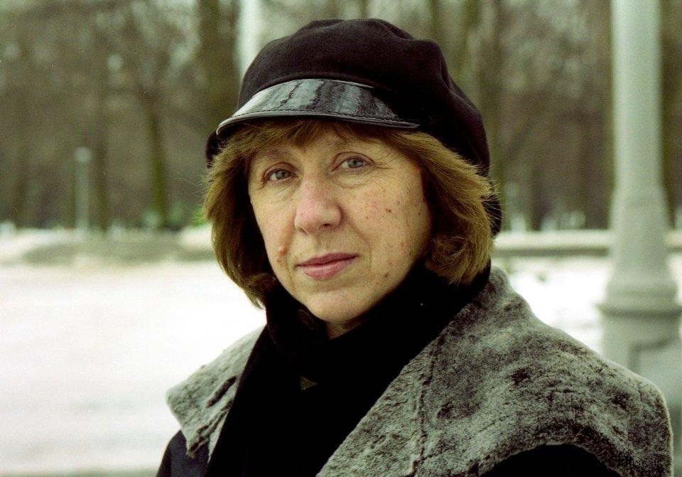Zdjęcie numer 1 w galerii - Literacki Nobel: Swietłana Aleksijewicz o sobie i swoich książkach