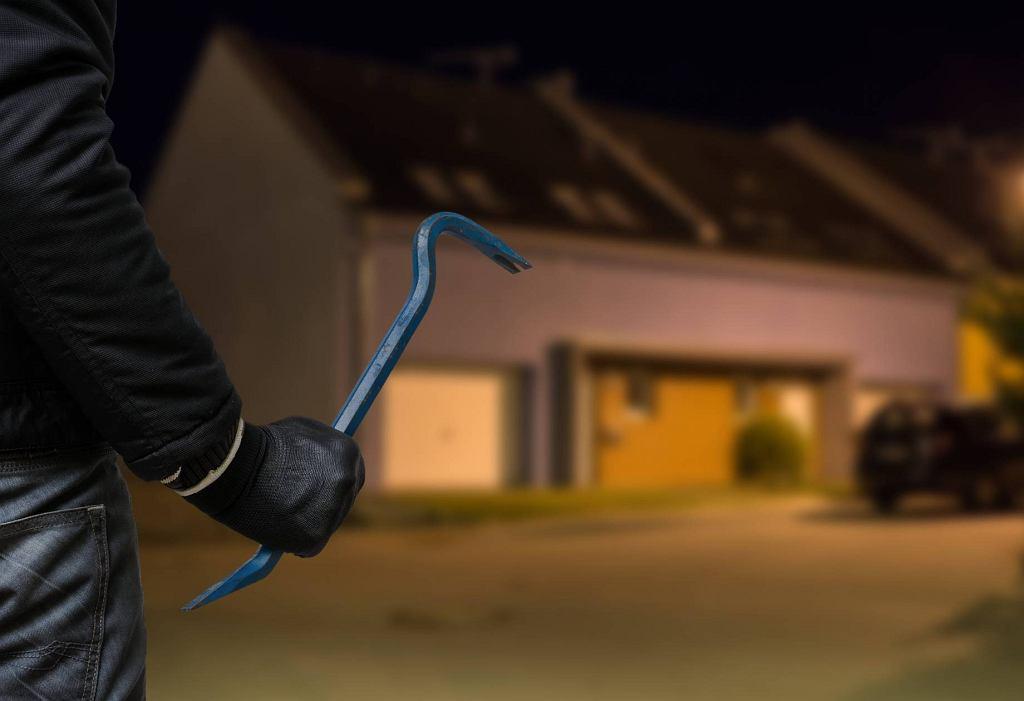 Ochrona domu przed włamywaczami