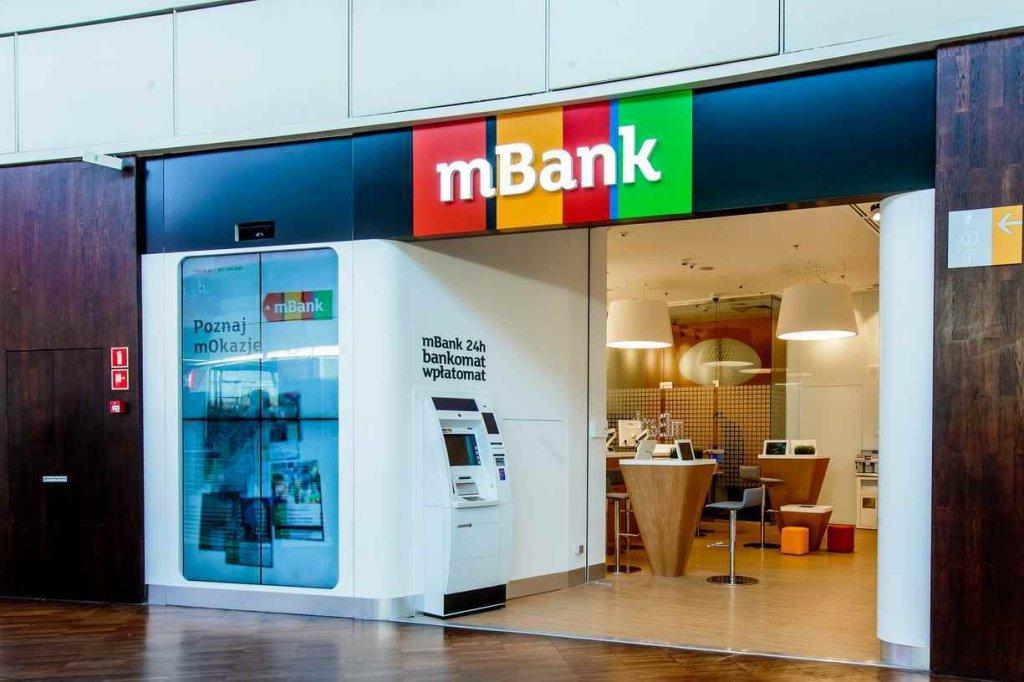 Nowa placówka mBanku