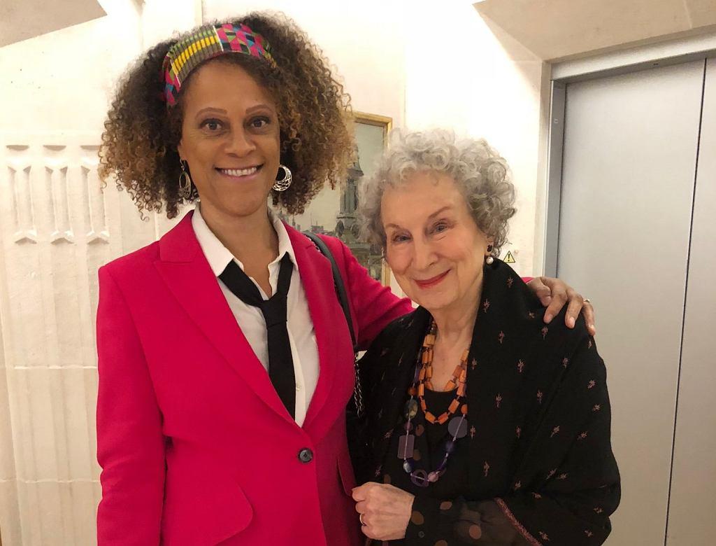 Nagrodę Bookera przyznano Margaret Atwood i Bernardine Evaristo