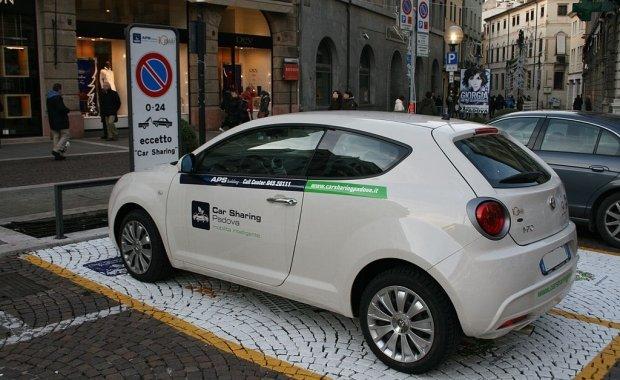 System car sharingu we Włoszech