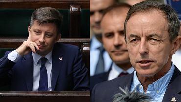 Michał Dworczyk i Tomasz Grodzki