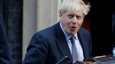 Brexit. Boris Johnson wysłał list do Donalda Tuska ws. przełożenia wyjścia z UE.